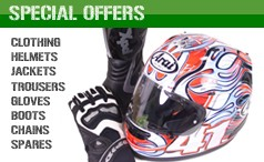 Special Offers From Branded Biker