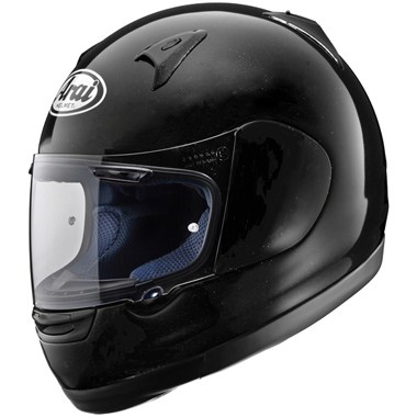 Arai Astro Light Motorcycle Helmet, in Pearl Black