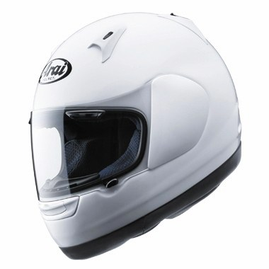 Arai Astro Light White Motorcycle Helmet