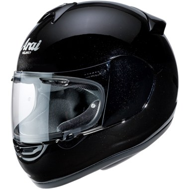 Arai Axces 2 Diamond Black Motorcycle Helmet