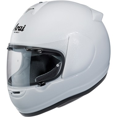 Arai Axces 2 Diamond White Motorcycle Helmet