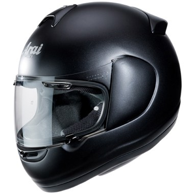 Arai Axces 2 Motorcycle Helmet in Frost Black