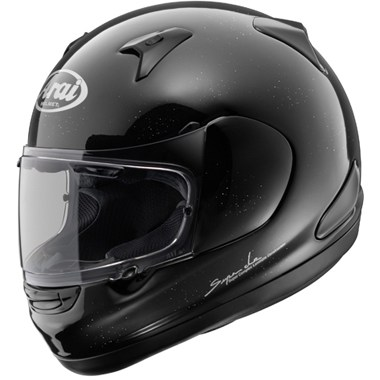Arai Quantum ST Motorcycle Helmet in Diamond Black