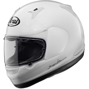 Arai Quantum ST Motorcycle Helmet in Diamond White