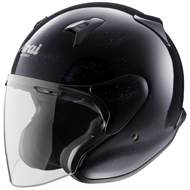 Arai X Tend Motorcycle Helmet, in Diamond Black