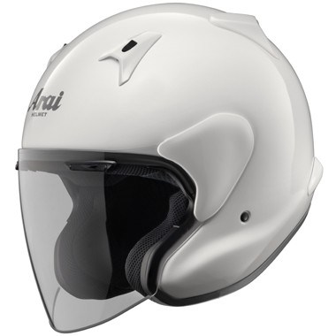 Arai X-Tend White Motorcycle Helmet