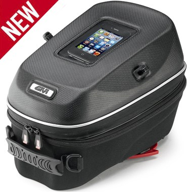 Givi 3D604 Tanklock Motorcycle Tank Bag, with a 15 Litre capacity