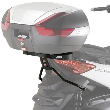 givi sr2117 monokey rear carrier yamaha x max 125 250 2014 on branded biker. Black Bedroom Furniture Sets. Home Design Ideas