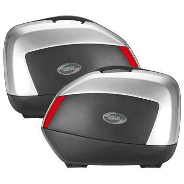 Pair of Givi V35 Monokey Panniers, with 34 Litres of capacity in ...