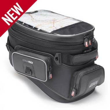Givi XS308 XSTREAM Tanklock Curved Motorcycle Tank Bag 20 Litre