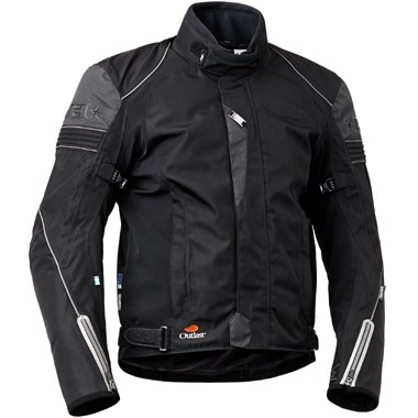 Halvarssons Amazonas Textile Motorcycle Jacket, in Black