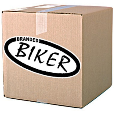 FREE UK Delivery from Branded Biker