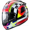 Arai Chaser-V Motorcycle Helmet in the Kevin Schwantz graphics