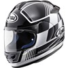 Arai Chaser-V Speed Racer Black Motorcycle Helmet
