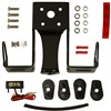 R&G Tail Tidy Kit for the Kawasaki ZX10-R 2008 to 2010 models.