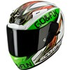 Scorpion Exo 2000 Air Motorcycle Helmet, in the Bautista Replica graphic