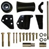 R&G Crash Protectors for the Suzuki Bandit 650 2007 and onwards watercooled models. The fittings and spacers are included as shown in this kit.