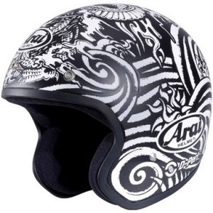 Arai_freeway_2_open_face_motorcycle_helmet_art