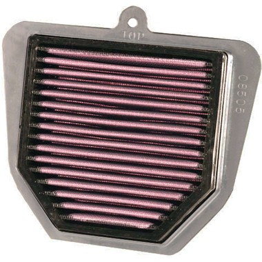 how to clean k and n motorcycle air filter