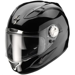 Scorpion_exo_1000_motorcycle_helmet_solid_gloss_black