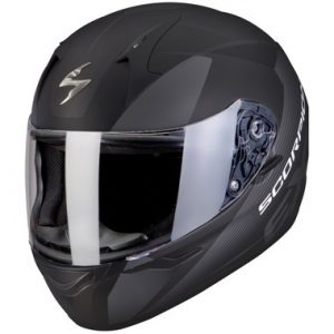 Scorpion_exo_410_air_motorcycle_helmet_slicer_black_grey