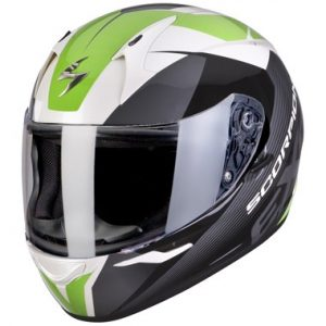 Scorpion_exo_410_air_motorcycle_helmet_slicer_green