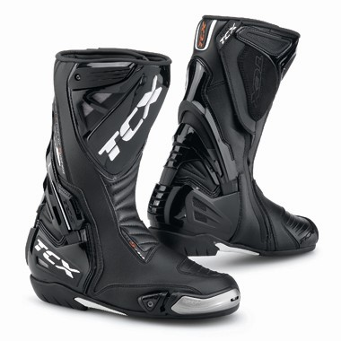 TCX S Race Motorcycle Boots Black