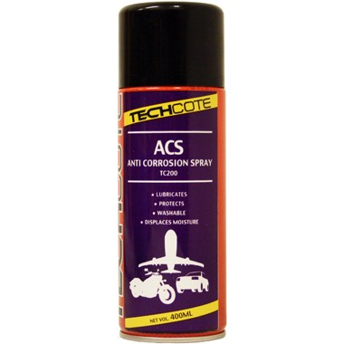 techcote acs anti corrosion spray 400ml. Black Bedroom Furniture Sets. Home Design Ideas