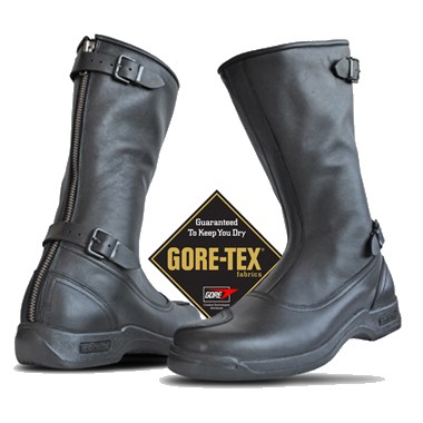 Daytona Classic Old Timer Motorcycle Boots