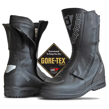 Daytona Lady Star Gore-Tex Motorcycle Boots
