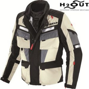 Spidi_marathon_textile_motorcycle_jacket_black_white_grey_1