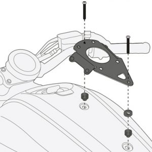 Givi_bf24_tank_lock_fitting_kit_yamaha_xsr700_2016