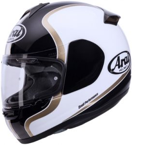 Arai Axces 2 Motorcycle Helmet Dual Black