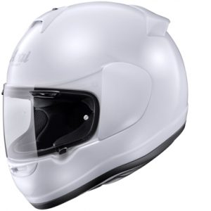 Arai Axces 2 Motorcycle Helmet Frost White