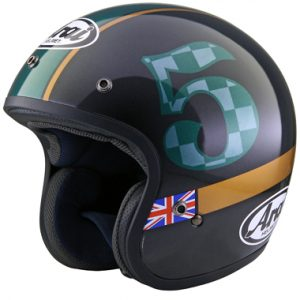 Arai Freeway 2 Open Face Motorcycle Helmet Union