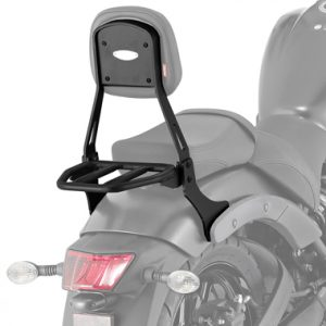 Givi TS4115B Back Rest Carrier Kawasaki Vulcan S 650