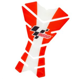 MotoGP Tank Protector Red White