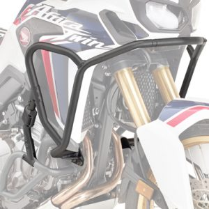 Givi Upper Crash Bars for the Honda CRF1000L Africa Twin, 2016 models and onwards