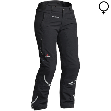 Halvarssons Wish lady Laminate Motorcycle Trousers in Short Leg