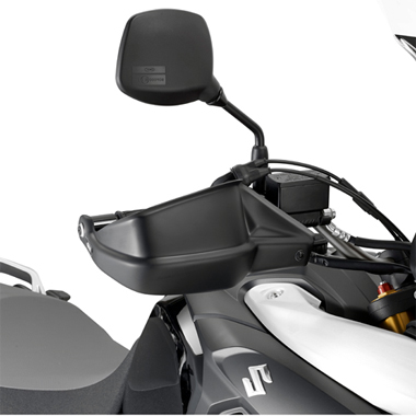 Givi HP3105 Handguards for the Suzuki DL650 V Strom 2011 to 2016 models