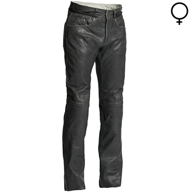 Halvarssons Seth Lady Leather Motorcycle Trousers