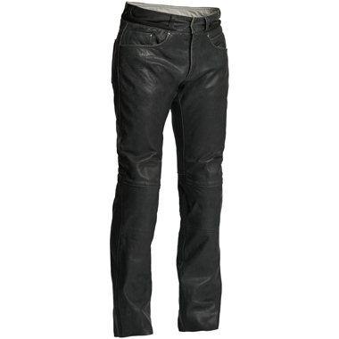 Halvarssons Seth Pants Leather Motorcycle Trousers