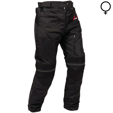 Weise Luna Ladys Textile Motorcycle Trousers