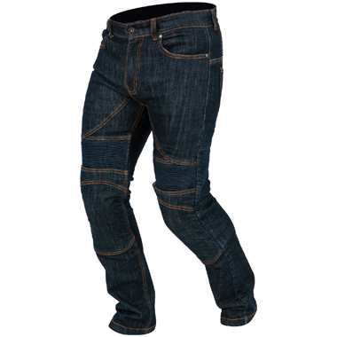 Weise Nelson Denim Motorcycle Jeans Blue