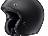 Arai Freeway Classic Open Face Motorcycle Helmet Frost Black