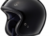 Arai Freeway Classic Open Face Motorcycle Helmet Gloss Black