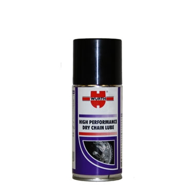 Wurth High Performance Dry Chain Lube 150ml