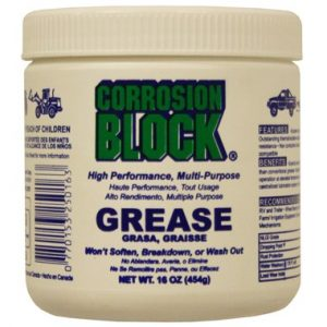 Corrosion Block High Performance Grease 16oz