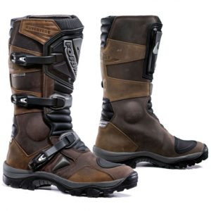 Forma Adventure Off Road Motorcycle Boots Brown