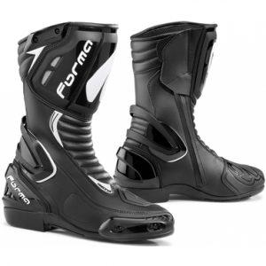 Forma Freccia Motorcycle Racing Boots Black